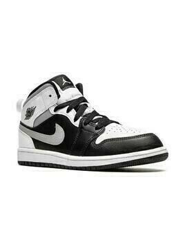 Jordan Kids Jordan 1 Mid sneakers - Black