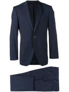 Boss Hugo Boss tailored two piece suit - Blue