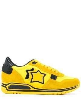 Atlantic Stars Shaka low-top sneakers - Yellow