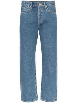 Goldsign The Relaxed straight-leg jeans - Blue
