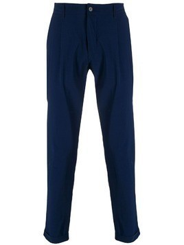 Hydrogen cropped tailored trousers - Blue
