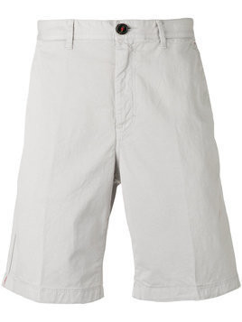 Michael Kors Collection tailored shorts - Grey
