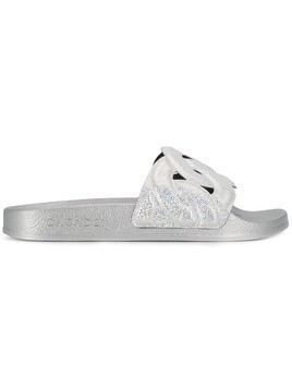 Casadei pool slides - Grey