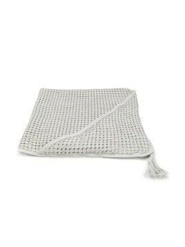 Moumout Sybel towel - Grey