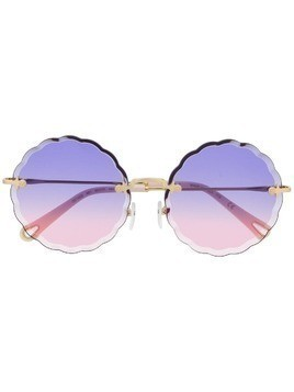 Chloé Eyewear Rosie sunglasses - Purple