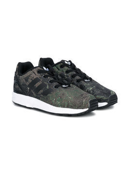 Adidas Kids Torsion running sneakers - Green