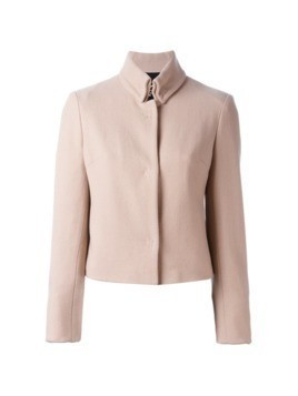 Romeo Gigli Pre-Owned boxy jacket - PINK