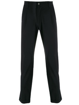 Hydrogen cropped tailored trousers - Black