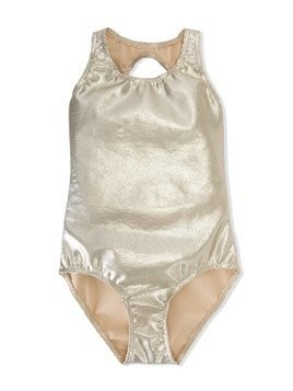 Andorine sporty bodysuit - Metallic