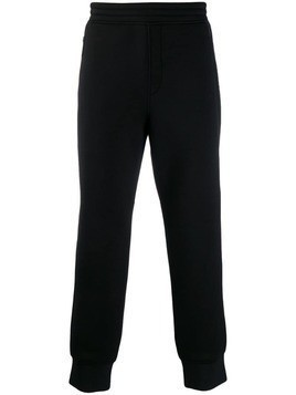 Blackbarrett side-zip track pants