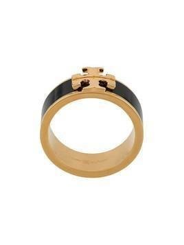 Tory Burch logo ring - Black