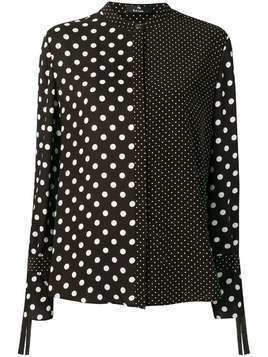 PS Paul Smith polka dot print shirt - Black