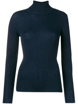 P.A.R.O.S.H. turtleneck jumper - Blue