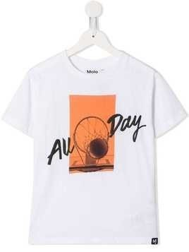 Molo All Day T-shirt - White