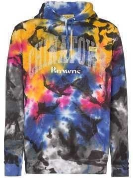 Chinatown Market X Browns tie-dye hoodie - Multicoloured
