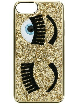Chiara Ferragni glittered iPhone 8 case - Metallic