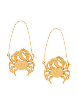 Givenchy crab earring - Metallic