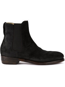 Ajmone slip-on boots - Black
