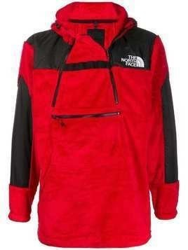 The North Face high collar jacket - Red