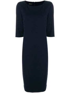 Les Copains tailored midi dress - Blue