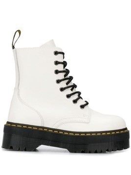 Dr. Martens classic ankle boots - White
