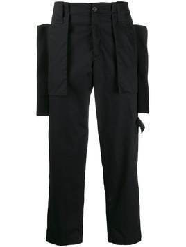 Craig Green Utility Rib trousers - Black