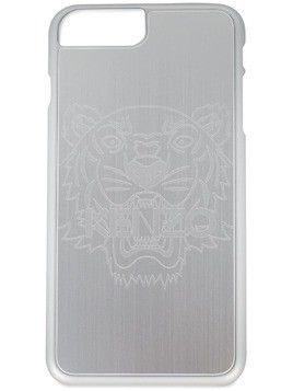 Kenzo Tiger etched iPhone 7 Plus Case - Metallic