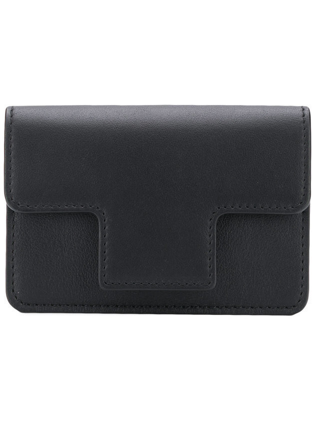 Tom Ford accordion-style card holder - Black