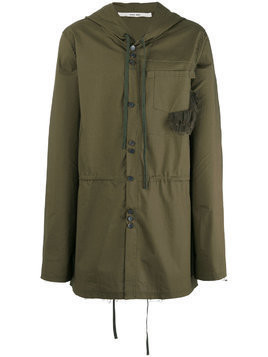Damir Doma Jim coat - Green