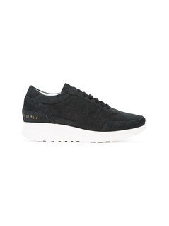 Common Projects running lace-up sneakers - Blue