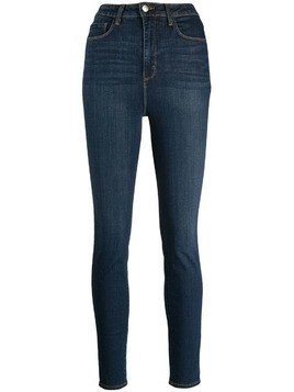 L'agence high rise skinny jeans - Blue