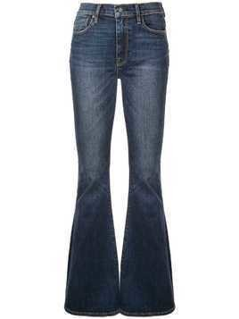 Hudson Holly flared jeans - Blue