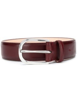 Paul Smith two-tone belt - Red
