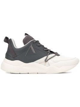 Arkk colour block sneakers - Grey