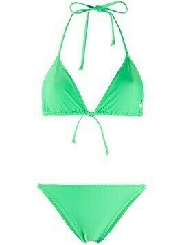Fiorucci Angels bikini set - Green
