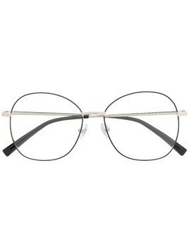 Bolon oversized frame glasses - Silver
