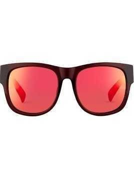 Matthew Williamson D-Frame sunglasses - Red
