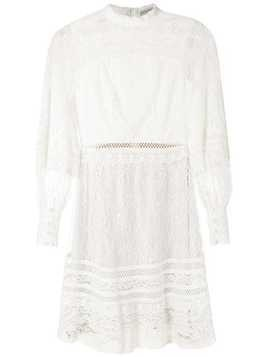 Martha Medeiros Nala mini dress - White