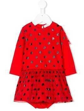 Stella Mccartney Kids STELLA MCCARTNEY KIDS 518634SLK25 6165 ROSSO - Red