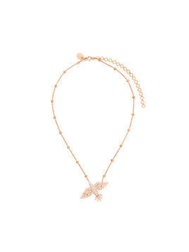 Maha Lozi Jet Setter necklace - Metallic