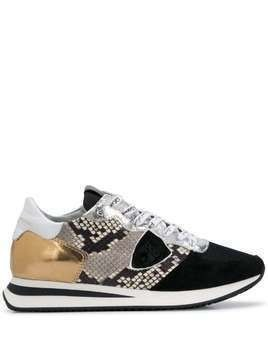 Philippe Model Paris Tropez X sneakers - Black