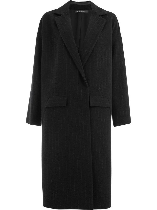 32 Paradis Sprung Frères oversized tailored jacket - Black