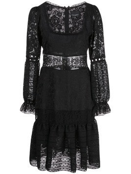 Cynthia Rowley Wicker Park lace dress - Black