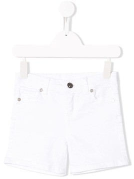 Douuod Kids casual summer shorts - White