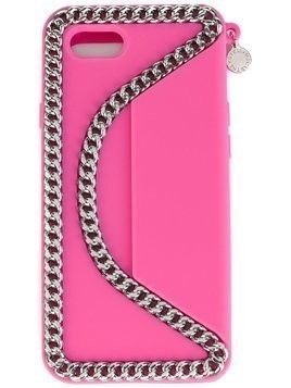 Stella McCartney Falabella iPhone 6 case - Pink & Purple