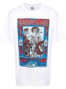 Fake Alpha Vintage Grateful Dead T-shirt - White