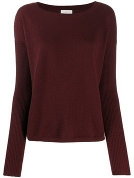 Le Kasha Malibu jumper - Red
