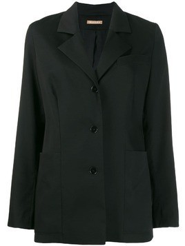 Nehera soft blazer jacket - Black
