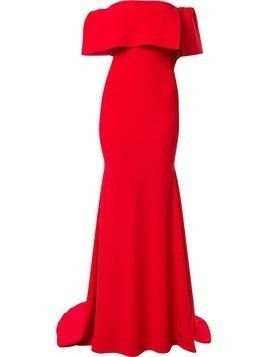 Alex Perry Clemente gown - Red