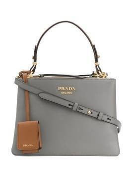 Prada Prada Deux bag - Grey